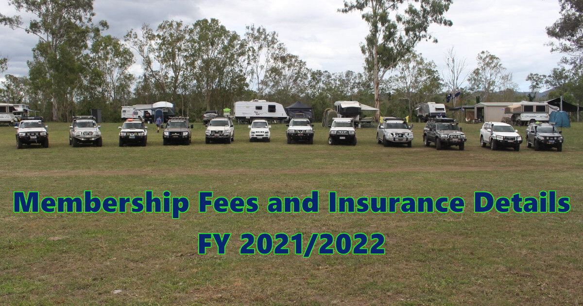 Association Member Fees and Insurance Contributions for FY21/22